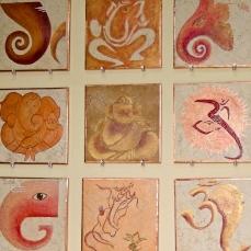 Ganesh Wall Tile