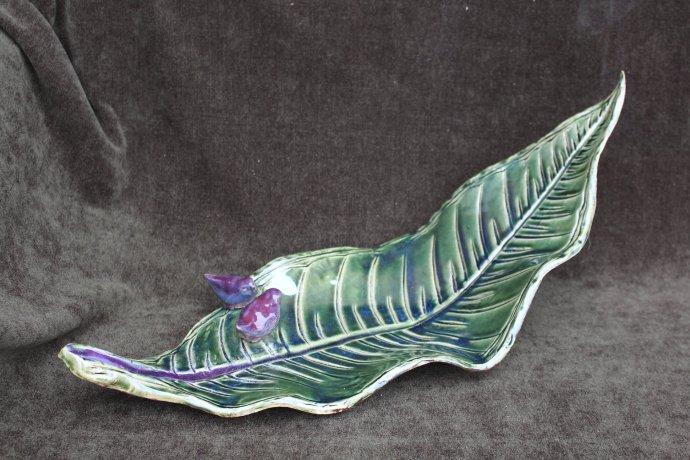 Leaf Platters01